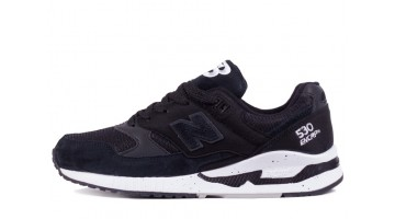 Кроссовки женские New Balance M530EL Evan Longoria Black