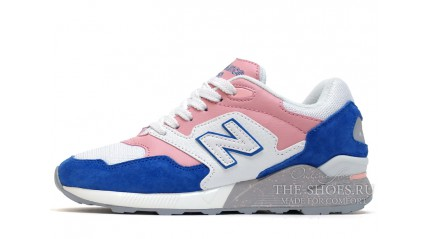 New Balance ML878AAR Blue Pink White