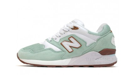 New Balance ML878RMA Pastel Restomod Mint