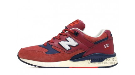 New Balance W530AAE Redwood