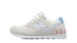 New Balance WR996OSA Pure White белые