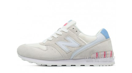 New Balance WR996OSA Pure White