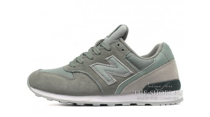 New Balance 996 Gray Full
