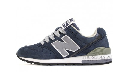 996 КРОССОВКИ ЖЕНСКИЕ<br/> NEW BALANCE MRL996AN REVLITE NAVY BLUE