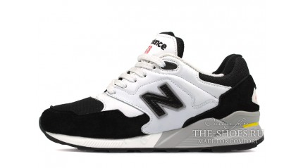New Balance ML878BG White Black