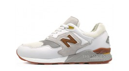 New Balance ML878ATA White Gray Light белые
