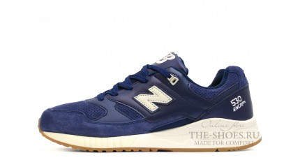 New Balance M530AAE Blue Dark Navy