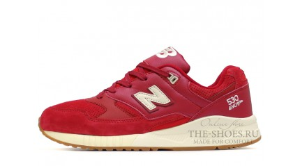 New Balance M530AAF Solid Red Gum