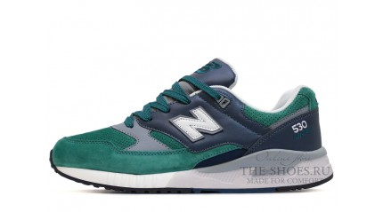 New Balance W530AAF Green Blue