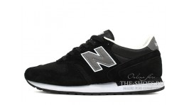 New Balance M770KBB Black Gray черные