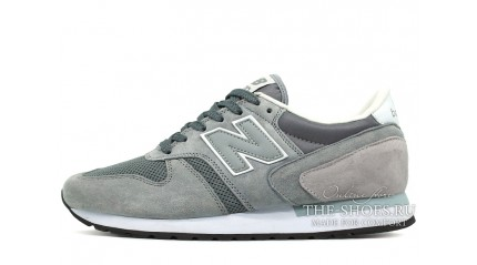 New Balance M770LBB Gray White