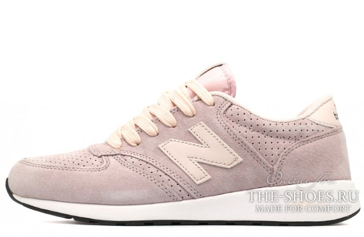 New Balance MRL420SK Baby Pink розовые, фото 1