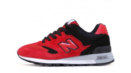 New Balance M577RRK Red Black