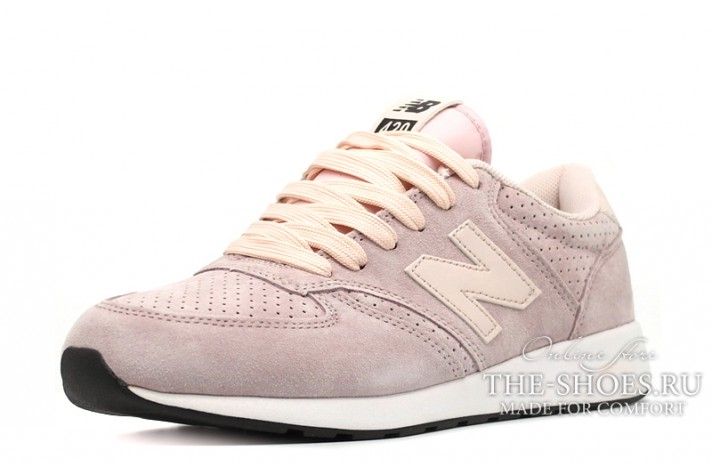 New Balance MRL420SK Baby Pink розовые, фото 2
