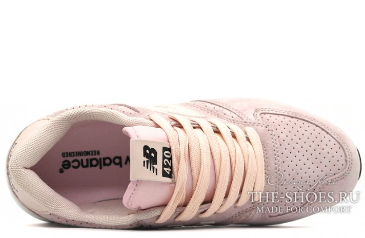 New Balance MRL420SK Baby Pink розовые, фото 4