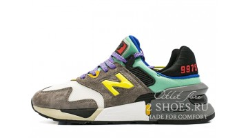 Кроссовки Мужские New Balance MS997JBG Bodega No Bad Days