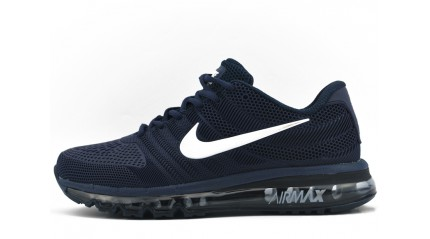 Air Max 2017 КРОССОВКИ МУЖСКИЕ<br/> NIKE AIR MAX 2017 KPU BLUE DEEP