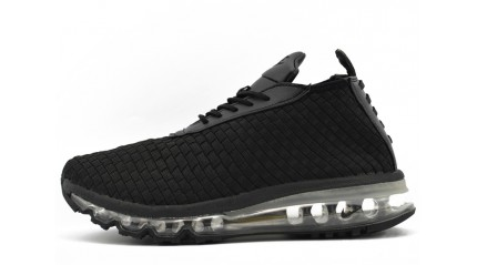 Air Max 2017 КРОССОВКИ МУЖСКИЕ<br/> NIKE AIR MAX WOVEN BOOT BLACK FULL