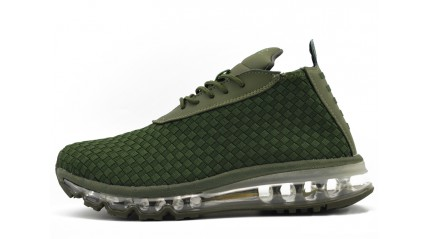 Air Max 2017 КРОССОВКИ МУЖСКИЕ<br/> NIKE AIR MAX WOVEN BOOT LEGION GREEN