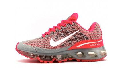 Air Max 360 КРОССОВКИ ЖЕНСКИЕ<br/> NIKE AIR MAX 360 KPU GRAY PINK
