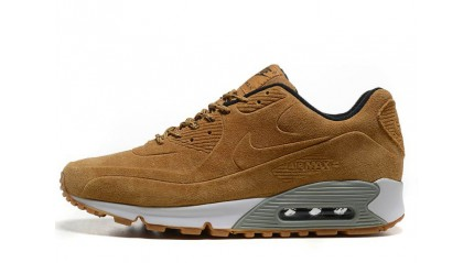 Air Max 90 КРОССОВКИ ЖЕНСКИЕ<br/> NIKE AIR MAX 90 VT HAYSTACK BIRCH YELLOW