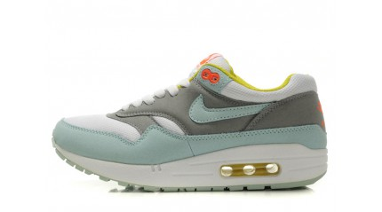 Air Max 1 КРОССОВКИ ЖЕНСКИЕ<br/> NIKE AIR MAX 87 MINT GREY YELLOW WHITE