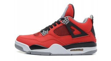 Кроссовки мужские Nike Air Jordan 4 Fire Red Toro Bravo