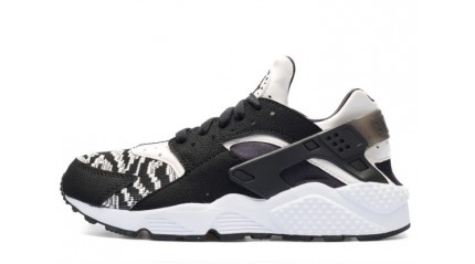 Huarache КРОССОВКИ МУЖСКИЕ<br/> NIKE AIR HUARACHE RUN PA BLACK WHITE