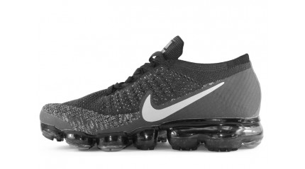 VaporMax КРОССОВКИ МУЖСКИЕ<br/> NIKE AIR VAPORMAX FLYKNIT DARK GRAY