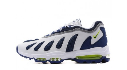Air Max 96 КРОССОВКИ МУЖСКИЕ<br/> NIKE AIR MAX 96 XX WHITE OBSIDIAN BLUE