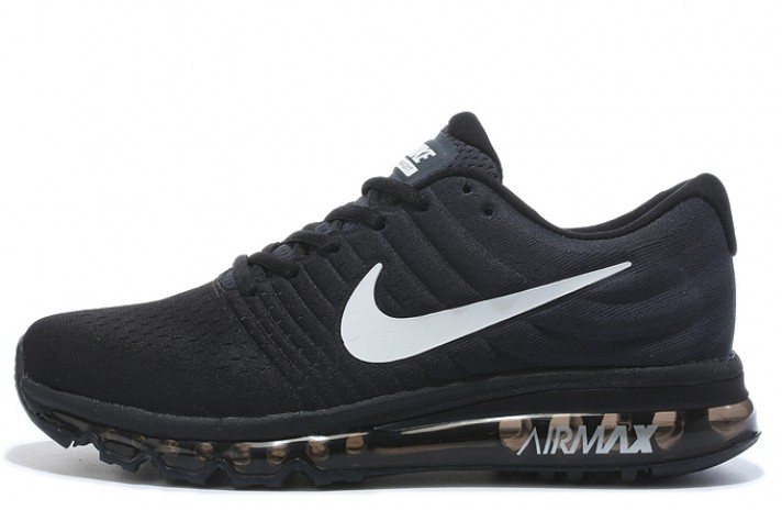 1c73a2786396 Купить Nike Air Max 2017 Total Black - черные