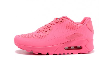 Air Max 90 КРОССОВКИ ЖЕНСКИЕ<br/> NIKE AIR MAX 90 HYPERFUSE LIGHT PINK