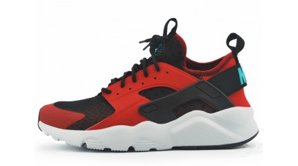 Huarache КРОССОВКИ МУЖСКИЕ<br/> NIKE AIR HUARACHE ULTRA BR RED BLACK