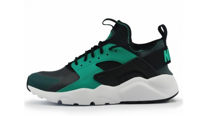 Huarache КРОССОВКИ МУЖСКИЕ<br/> NIKE AIR HUARACHE ULTRA BR MENTA BLACK