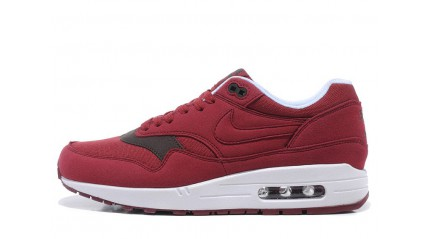 Nike Air Max 87 Maroon White