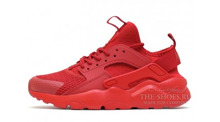 Huarache КРОССОВКИ МУЖСКИЕ<br/> NIKE AIR HUARACHE ULTRA BR UNIVERSITY RED