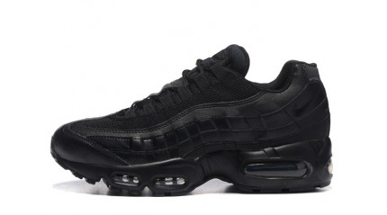 Nike Air Max 95 Classic Black Full Leather