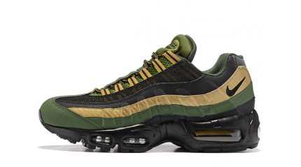 Nike Air Max 95 Carbon Green Black Militia