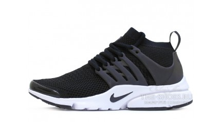 Air Presto КРОССОВКИ МУЖСКИЕ<br/> NIKE AIR PRESTO ULTRA BLACK WHITE