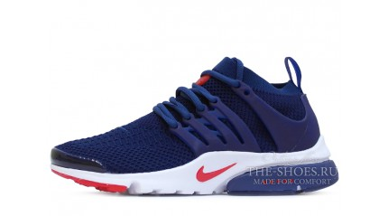 Air Presto КРОССОВКИ МУЖСКИЕ<br/> NIKE AIR PRESTO ULTRA NAVY BLUE RED