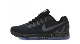 Nike Air Zoom All Out Low Black Full черные