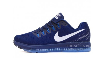 Zoom КРОССОВКИ МУЖСКИЕ<br/> NIKE AIR ZOOM ALL OUT LOW BLUE ROYAL