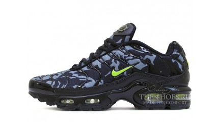 Air Max TN Plus КРОССОВКИ МУЖСКИЕ<br/> NIKE AIR MAX TN PLUS BLACK SHADOW VENOM