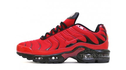 Air Max TN Plus КРОССОВКИ МУЖСКИЕ<br/> NIKE AIR MAX TN PLUS RED LOVE HATE