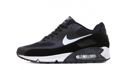Air Max 90 КРОССОВКИ МУЖСКИЕ<br/> NIKE AIR MAX 90 HYP PRM BLACK