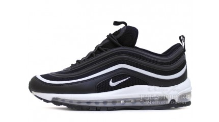 Air Max 97 КРОССОВКИ МУЖСКИЕ<br/> NIKE AIR MAX 97 BLACK WHITE LINE