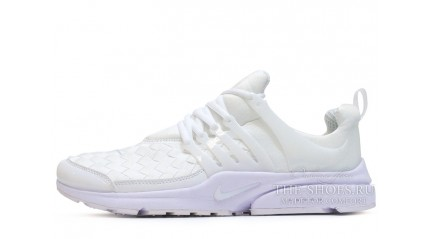 Air Presto КРОССОВКИ МУЖСКИЕ<br/> NIKE AIR PRESTO SE PURE WHITE