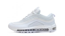 Nike Air Max 97 pure white белые
