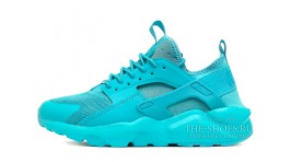 Nike Air Huarache Ultra Clear Jade голубые бирюзовые
