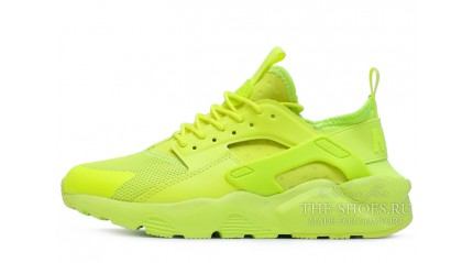 Nike Air Huarache Ultra Volt Green